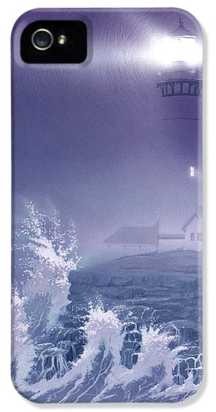 Fearless - Psalm 27 IPhone 5 / 5s Case by Cliff Hawley