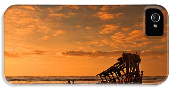 Coast iPhone 5 Cases - Final Resting Place iPhone 5 Case by Dan Mihai