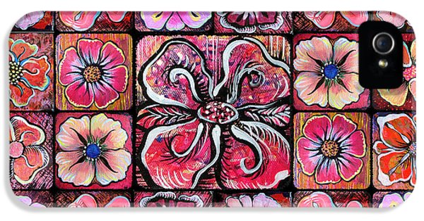 Flower Montage IPhone 5 / 5s Case by Shadia Derbyshire
