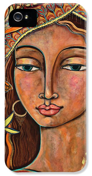 Focusing On Beauty IPhone 5 / 5s Case by Shiloh Sophia McCloud