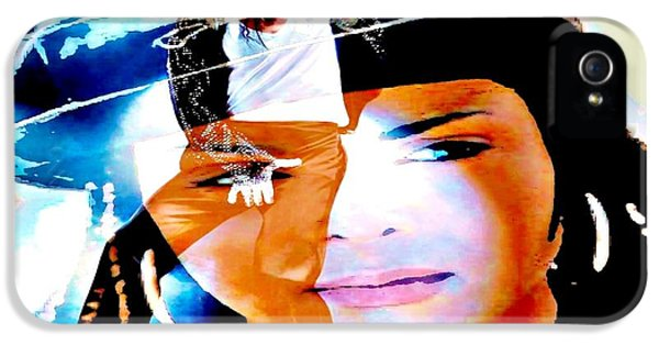 Forever  Dance IPhone 5 / 5s Case by Tony Ashley