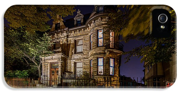 Franklin Castle  IPhone 5 / 5s Case by Frank  Cramer