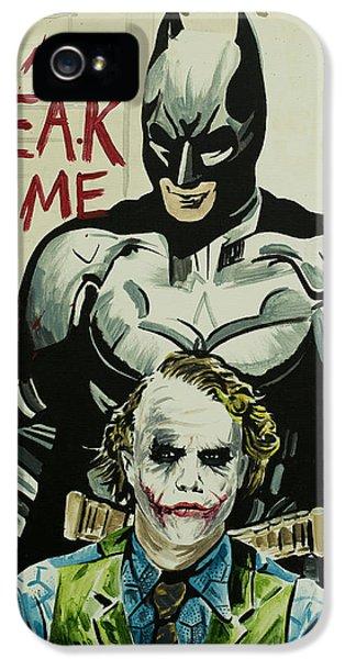 Freak Like Me IPhone 5 / 5s Case by James Holko