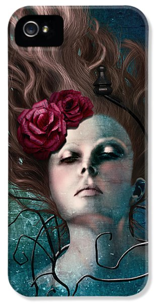 Free IPhone 5 / 5s Case by April Moen