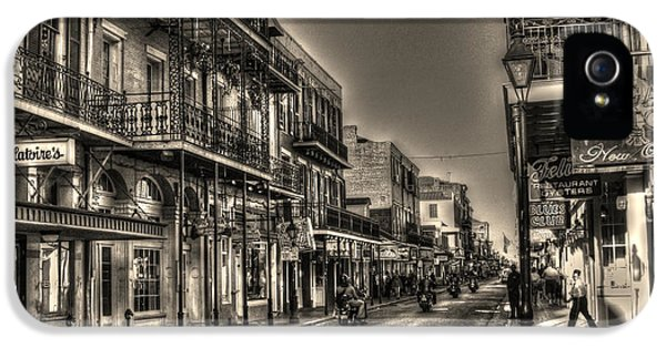 French Quarter Ride IPhone 5 / 5s Case by Greg and Chrystal Mimbs