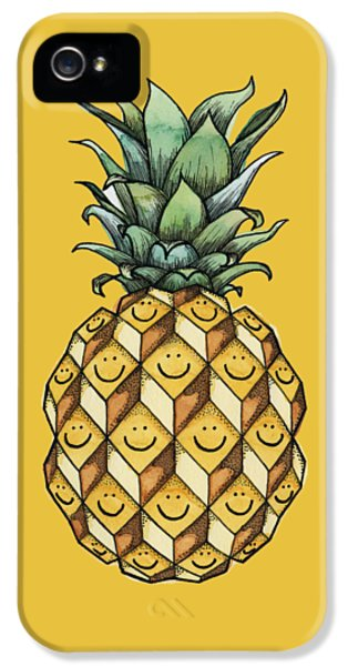 Fruitful IPhone 5 / 5s Case by Kelly Jade King