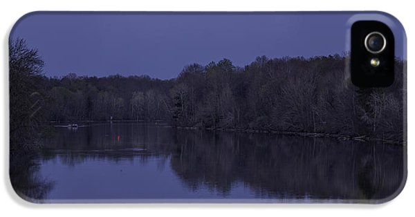 Oswego iPhone 5 Cases - Full Flower Moon In May iPhone 5 Case by Everet Regal
