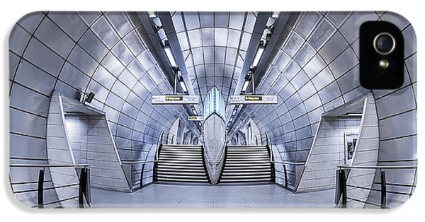 Futurism IPhone 5 / 5s Case by Evelina Kremsdorf