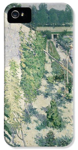 Garden In Grez IPhone 5 / 5s Case by Karl Fredrick Nordstrom