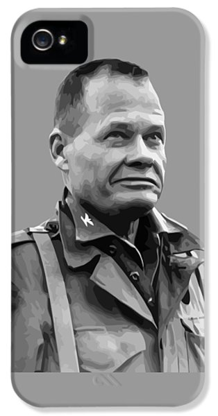 General Lewis Chesty Puller IPhone 5 / 5s Case by War Is Hell Store