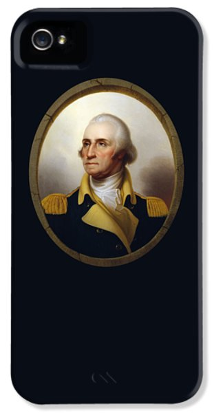 General Washington IPhone 5 / 5s Case by War Is Hell Store