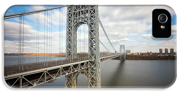 George Washington Bridge IPhone 5 / 5s Case by Greg Gard