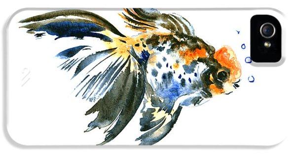 Goldfish IPhone 5 / 5s Case by Suren Nersisyan
