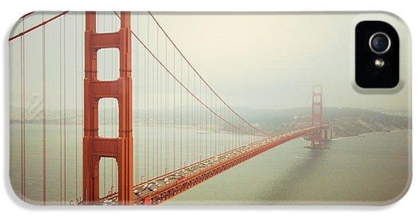 Golden Gate Bridge IPhone 5 / 5s Case by Ana V Ramirez