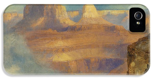 Grand Canyon IPhone 5 / 5s Case by Thomas Moran