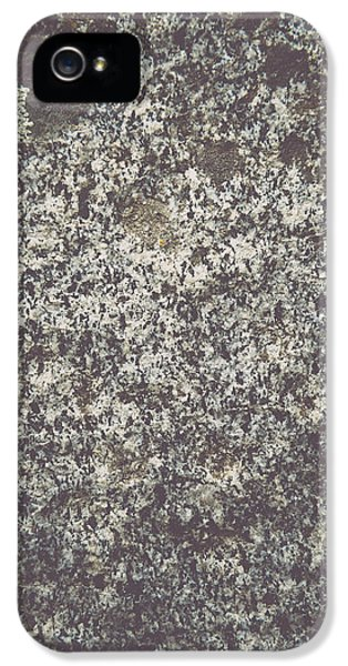 Granite Background IPhone 5 / 5s Case by Brandon Bourdages
