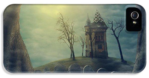 Halloween  IPhone 5 / 5s Case by Jelena Jovanovic