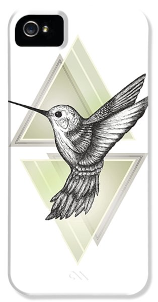 Hummingbird IPhone 5 / 5s Case by Barlena