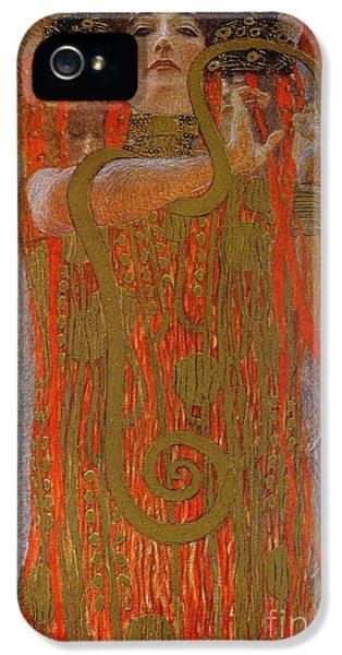 Hygieia IPhone 5 / 5s Case by Gustav Klimt