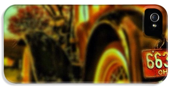 I Love This #classiccar Photo I Took In IPhone 5 / 5s Case by Pete Michaud