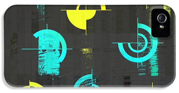 Abstract Digital Art iPhone 5 Cases - Industrial Design - s01j021129164a iPhone 5 Case by Variance Collections