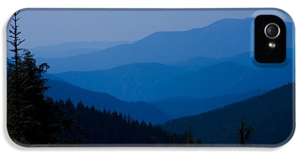 Mountain iPhone 5 Cases - Infinity iPhone 5 Case by Idaho Scenic Images Linda Lantzy