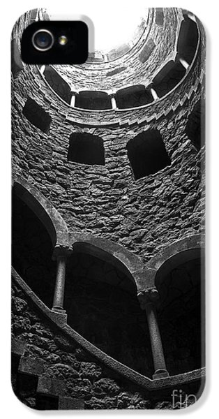 Stone iPhone 5 Cases - Initiation Well iPhone 5 Case by Carlos Caetano
