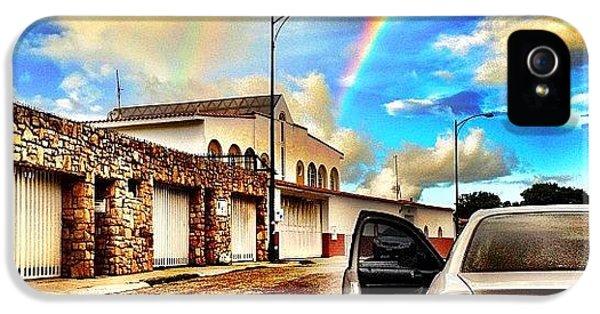 #iphone # Rainbow IPhone 5 / 5s Case by Estefania Leon