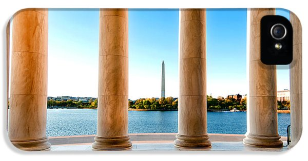 Declaration Of Independance iPhone 5 Cases - Jefferson to Washington iPhone 5 Case by Greg Fortier
