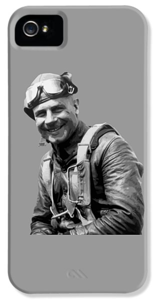 Honor iPhone 5 Cases - Jimmy Doolittle iPhone 5 Case by War Is Hell Store