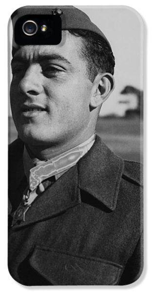 Honor iPhone 5 Cases - John Basilone iPhone 5 Case by War Is Hell Store