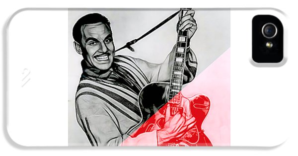 Johnny Otis Collection IPhone 5 / 5s Case by Marvin Blaine