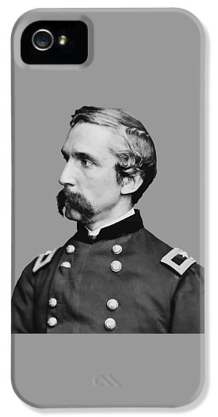 Honor iPhone 5 Cases - Joshua Lawrence Chamberlain iPhone 5 Case by War Is Hell Store