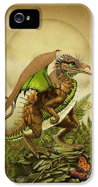 Kiwi Dragon IPhone 5 / 5s Case by Stanley Morrison