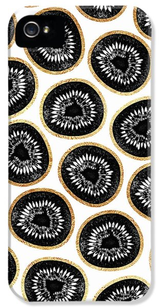 Kiwi Pattern IPhone 5 / 5s Case by Elisabeth Fredriksson