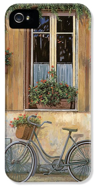 La Bici IPhone 5 / 5s Case by Guido Borelli