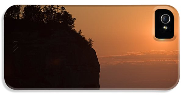 Lake Superior Sunset IPhone 5 / 5s Case by Sebastian Musial