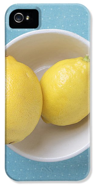 Lemon Pop IPhone 5 / 5s Case by Edward Fielding