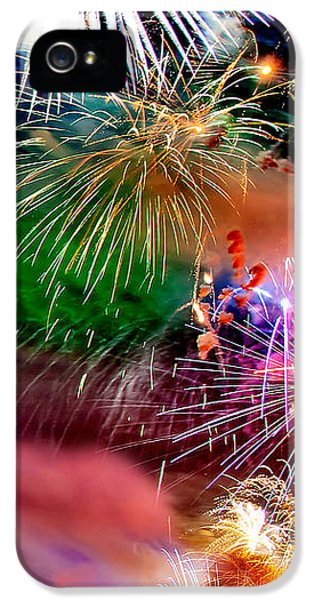 Let's Celebrate IPhone 5 / 5s Case by Az Jackson