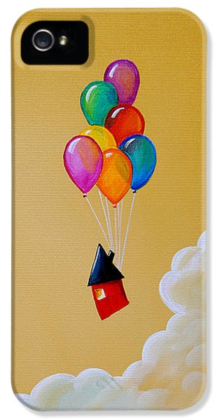 Life Of The Party IPhone 5 / 5s Case by Cindy Thornton