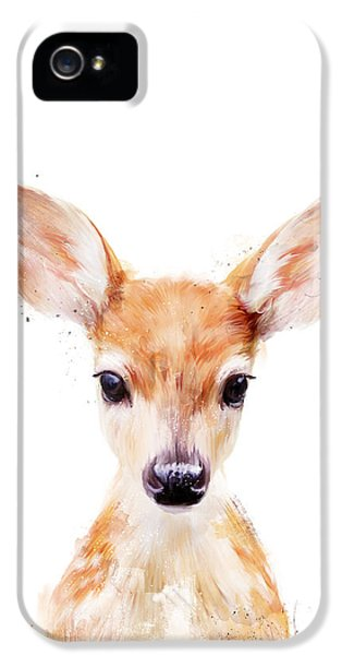 Little Deer IPhone 5 / 5s Case by Amy Hamilton