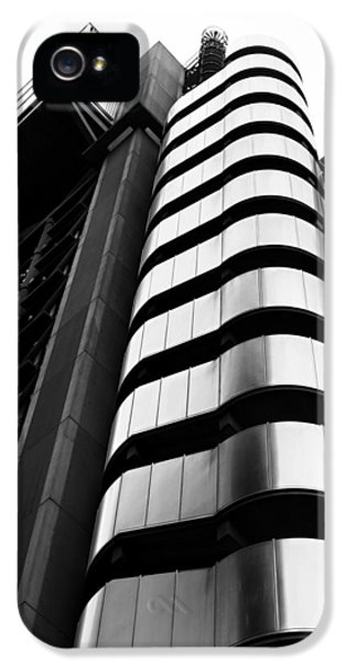 Twist iPhone 5 Cases - Lloyds of London iPhone 5 Case by Martin Newman