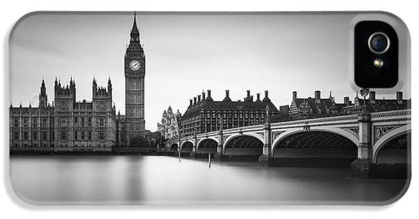 London, Westminster Bridge IPhone 5 / 5s Case by Ivo Kerssemakers