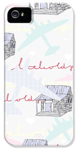 Love Shack IPhone 5 / 5s Case by Beth Travers