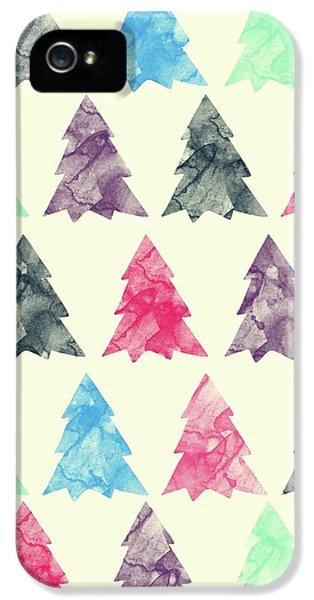 Lovely Pattern II IPhone 5 / 5s Case by Amir Faysal