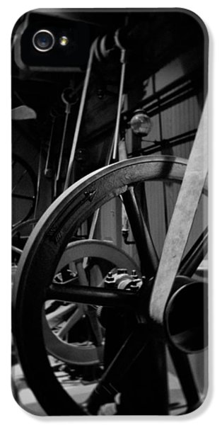 National Museum Of America History iPhone 5 Cases - Machinery Industry Portrait iPhone 5 Case by Kyle Hanson