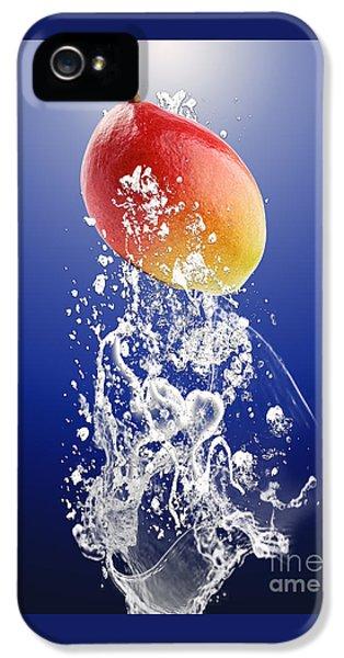 Mango Splash IPhone 5 / 5s Case by Marvin Blaine