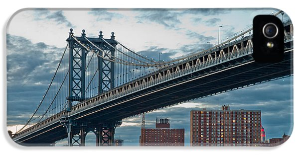 Midtown iPhone 5 Cases - Manhattan Classic iPhone 5 Case by Az Jackson