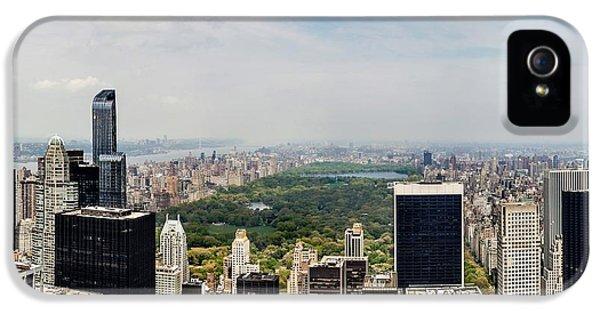 Manhattan Haze IPhone 5 / 5s Case by Az Jackson