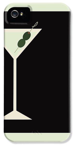 Martini IPhone 5 / 5s Case by Julia Garcia